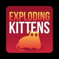 마침내 안드로이드에 발매된 Oatmeal의 재미있는 카드 게임인 Exploding Kittens